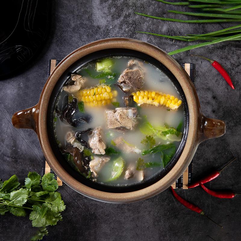 特号土砂锅 (煲汤、炖汤砂锅)